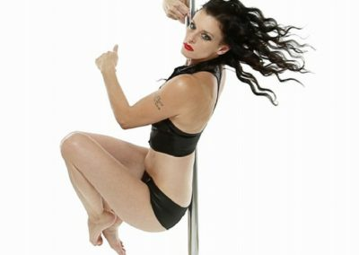 Lauren Forest (Lily King): Owner/ Pole Fitness Instructor