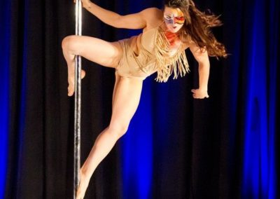 Suzanne Michelle: Pole and Lyra