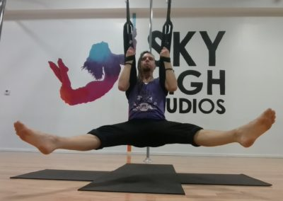 TS Dilascio-Martinuk: Fly Gym and Pole