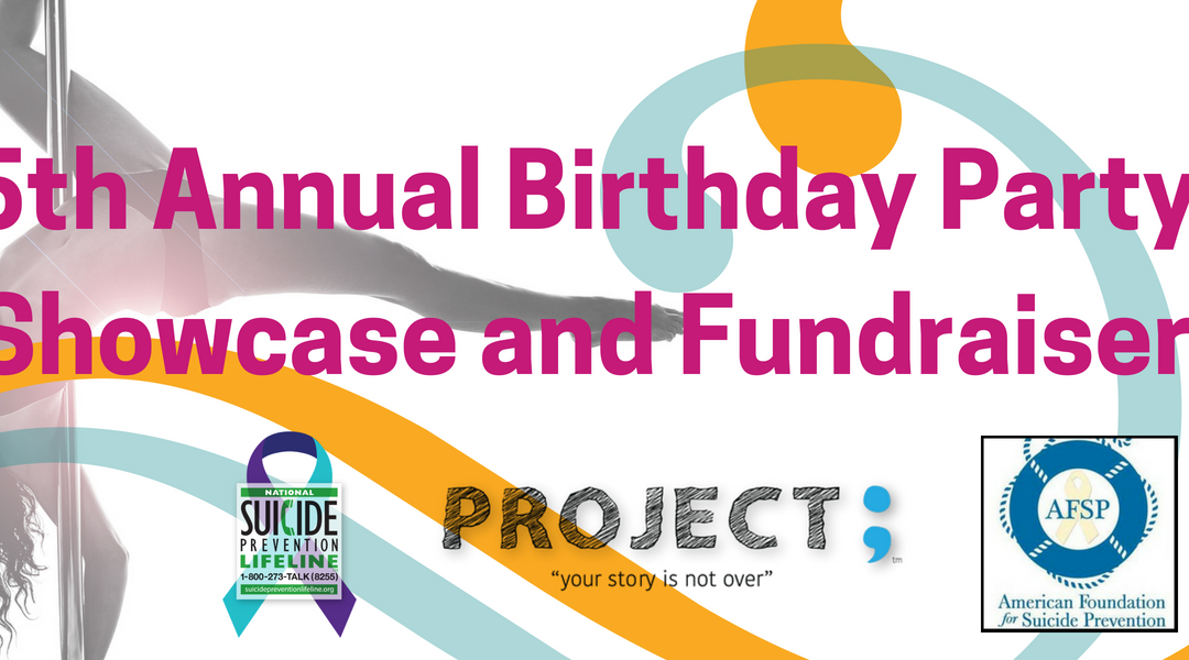 6th Annual Birthday Party and AFSP Fundraiser