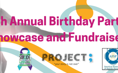 5th Annual Birthday Party and AFSP Fundraiser